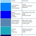 Color blue meanings