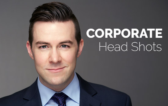 Corporate Headshots in Dallas Texas